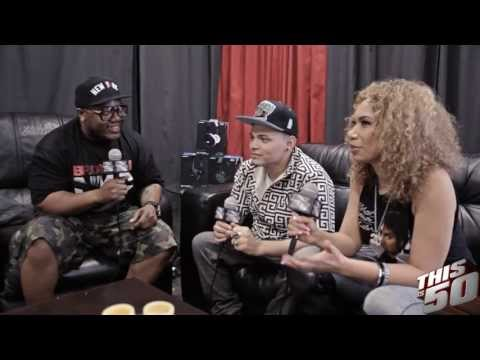Lil' Eddie & Autumn Rowe Talk Vocal Coaching on The X Factor; Talent