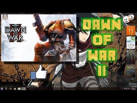 Warhammer 40,000 Dawn Of War II: Gold Edition [Descarga][Español][PC][Abril 2015]