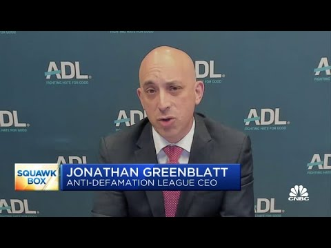 Download ADL CEO on partnering with PayPal to combat extremism