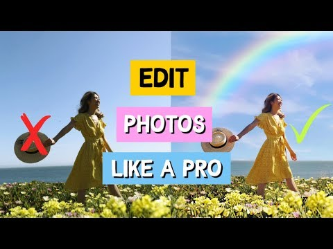 How to Edit Photos Like a PRO with Your Phone! Remove People and Objects!