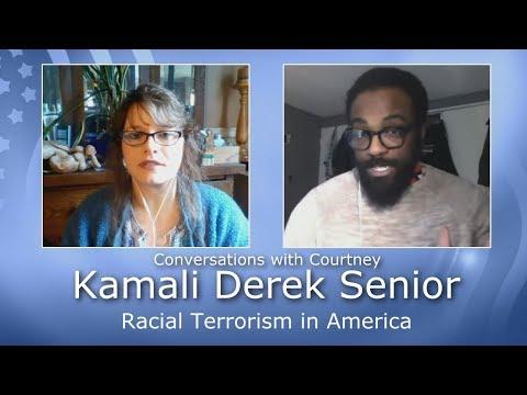 Kamali Derek Senior Discusses Racial Terrorism - Progressive Washington