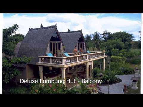 Hotel Vila Ombak, Gili Trawangan, Lombok, Indonesia (Official Video)