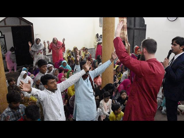 Find new life in Christ Jesus. (Pakistan)