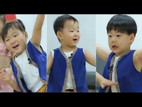 세쌍동이 '어이' Song Triplets' Singing and Dancing Uh-ee