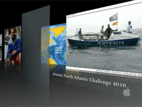 The Artemis North Atlantic Challenge