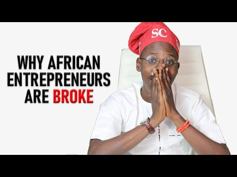 3 Reasons Why 99% of African Entrepreneurs Don't Make Money