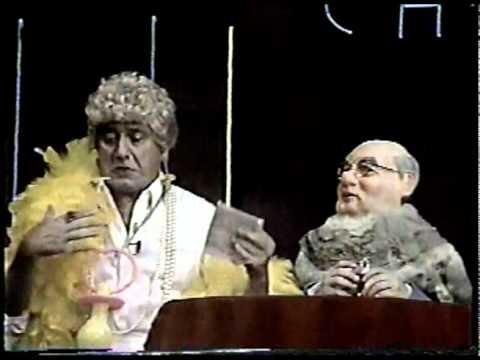 Dercy Chupeta e Babakov: O ET da Cabeça Pequena - Cabaré do Barata, 1989