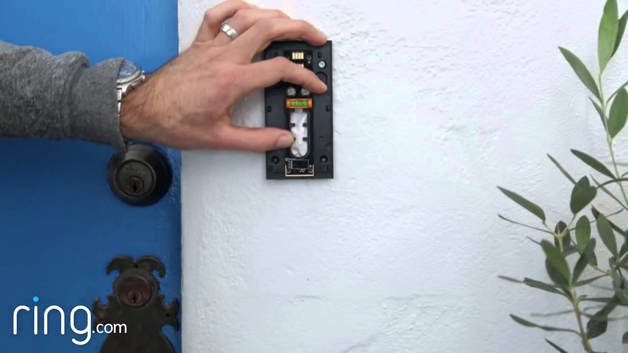 Ring doorbell norge