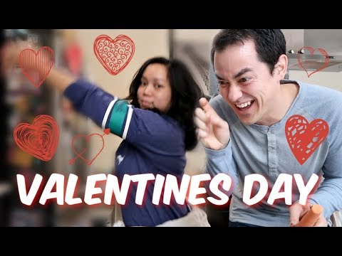 Arguing on Valentine's Day -  ItsJudysLife Vlogs thumbnail