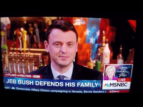 Gavin Jackson - MSNBC 2016 South Carolina Republican Presidential Primary Reporting 2-15-2016