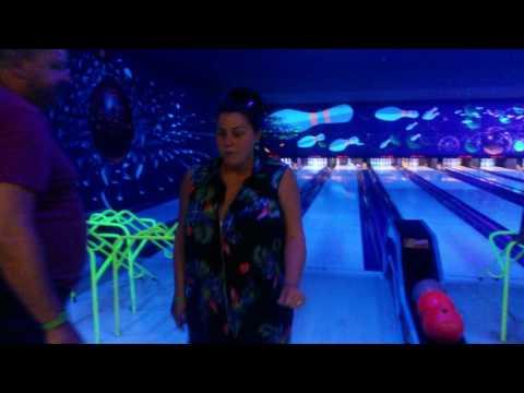 Frances & emma bowling