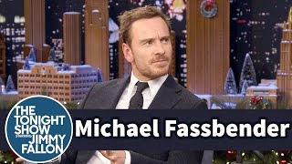 Michael Fassbender Turned the Assassin