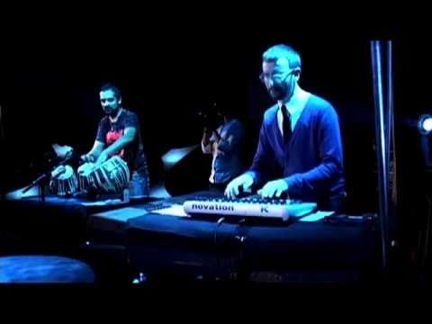 Grand Pianoramax - Roulette Ft. Karsh Kale At The Blue Frog, Mumbai