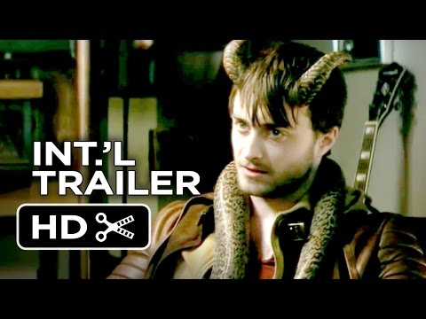 Horns Official UK Teaser Trailer #1 (2014) - Daniel Radcliffe, Juno Temple Movie HD
