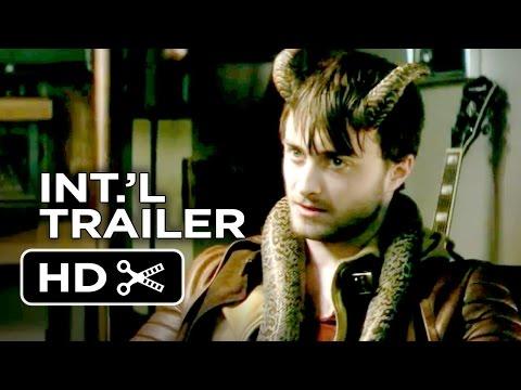 Horns Official UK Teaser Trailer #1 (2014) - Daniel Radcliffe, Juno Temple Movie HD