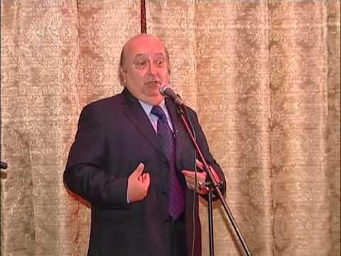 Pierre Shammasian (Batal) Achen Tzakhen - Armenian Stand Up Comedy