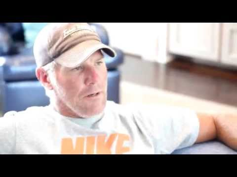 Brett Favre for Hit a Home Run for Special Olympics Mississippi