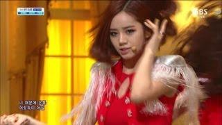 걸스데이 (GIRLS DAY) [여자대통령] @SBS Inkigayo 인기가요 20130630