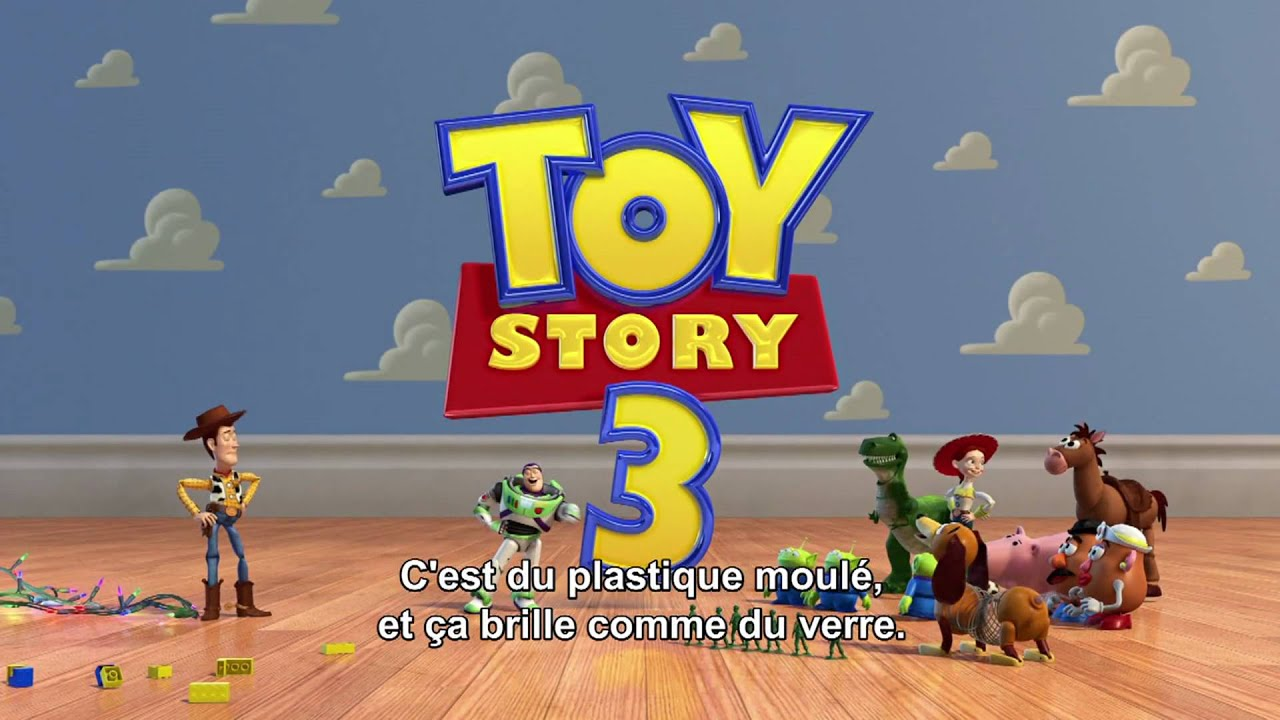 Toy Story 3 - Bande-annonce I Disney