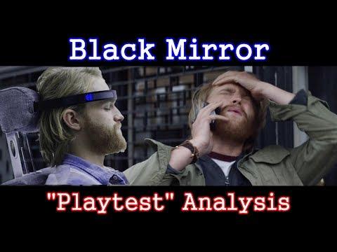 Black Mirror Analysis: Playtest