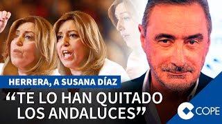 Herrera, sobre la 'radicalización' de Susana