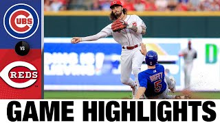 Cubs vs. Reds Game Highlights (8/16/21)