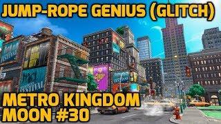 (Patched) Super Mario Odyssey - Metro Kingdom Moon #30 - Jump-Rope Genius (Glitch)