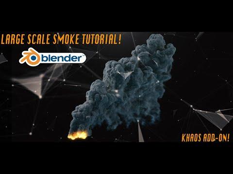 Blender Smoke Tutorial: