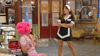 "Barbie Vélez, la ""Mucama Sexy"" - La Peluqueria de Don Mateo"