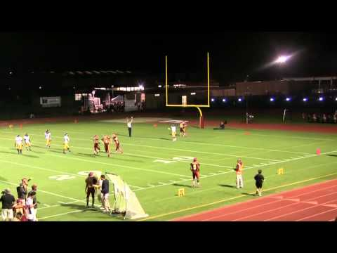 Moody - MA Varsity vs. Jefferson - Oct 21, 2011 - Cameron Moody 55yd TD
