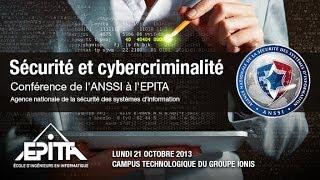 Sécurité et cybercriminalité : l'ANSSI à l'EPITA