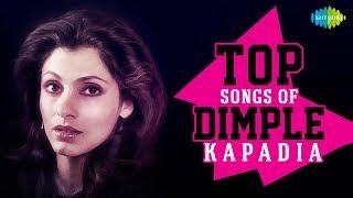 Top Songs Of Dimple Kapadia , Yara Seeli Seeli , Tera Naam Liya , O Meri Jaan