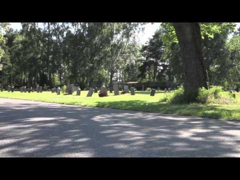 Cementerio del Bosque.Stockholm. Arquitectos Asplund y Lewerentz. Por Luis Glez.2011.