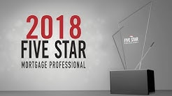 2018 Five Star Austin, San Antonio and Central Texas Mortgage Professional Cameron Breed
