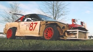 Clubloose Drift Party in a Nissan 240SX Drift Missile [Episode 13] -- /MY LIFE AS A RALLYIST