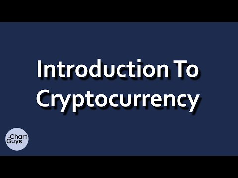 Introduction to Crypto Currencies