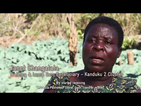 GIZ: Economic Empowerment Pilot Project for Social Cash Transfer Beneficiaries. 2016