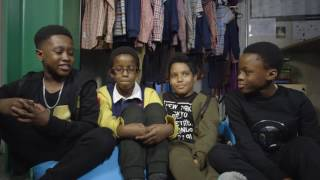 Meet the mini Michael Jacksons | Motown the Musical