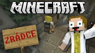 [GEJMR] Minecraft - Jirka, Marwex - Zrádci, nevinní a detektivové #4