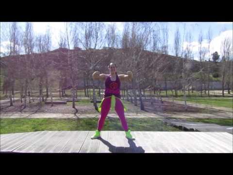 Despacito (Luis Fonsi ft. Daddy Yankee) ZUMBA Ana Segura com Petra Figueiredo