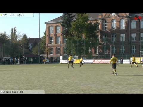 Tor: Post SV II 0:1 Dresdner SC 1989