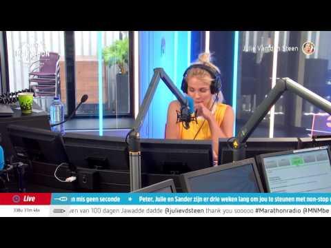 MNM: Tranen van geluk Dit is het eerste huwelijksaanzoek van Marathonradio