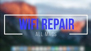 How to Fix Any Macbook Pro WiFi or Bluetooth Problem