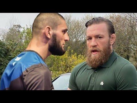 ПЕРЕПАЛКА КОНОРА И ДЕРЗКОГО ЧЕЧЕНСКОГО БОЙЦА UFC ХАМЗАТА ЧИМАЕВА / НОВЫЙ ГРОМКИЙ СКАНДАЛ В UFC!