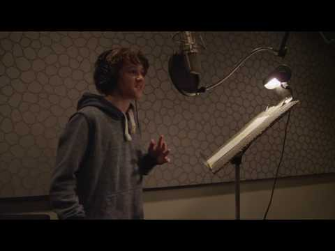 Kubo and the Two Strings: Art Parkinson Voice Session
