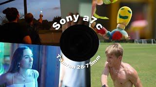 Sony a7c Orlando Vlog (Tamron …