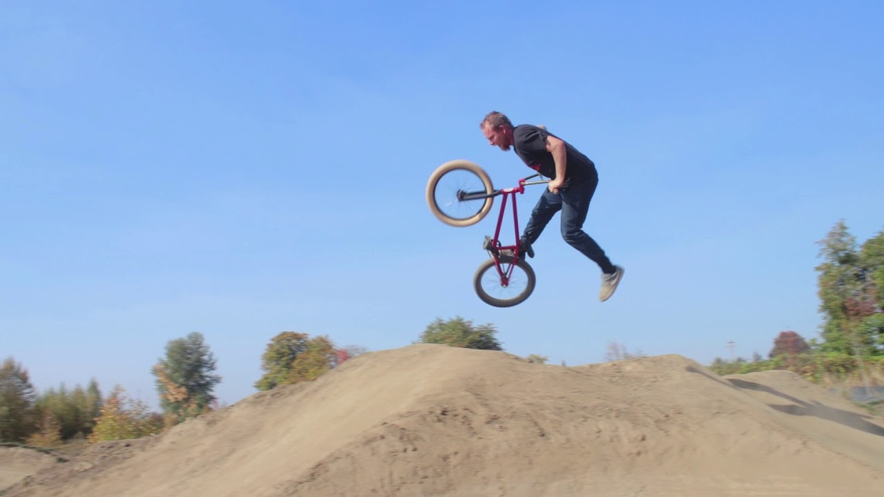 BMX With Coty Gallagher
