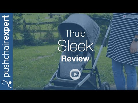 Thule Sleek Review - Pushchair Expert - Up Close