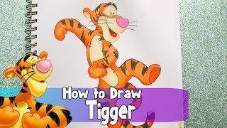 How to Draw Disney