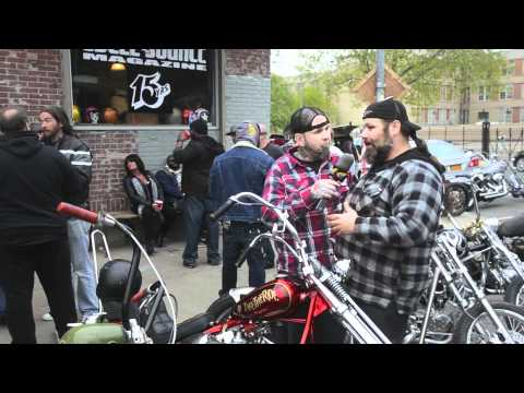 the 15th anniversary party Genuine Motor Works Brooklyn NY 2012